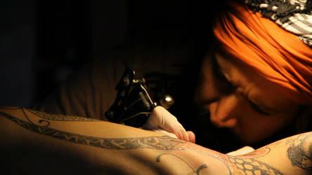 Spiritual Tattoo 2