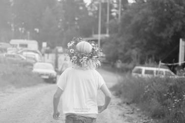 Midsummer by SylviaDalberg
