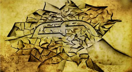 EA-desert-cracks by EcripArts