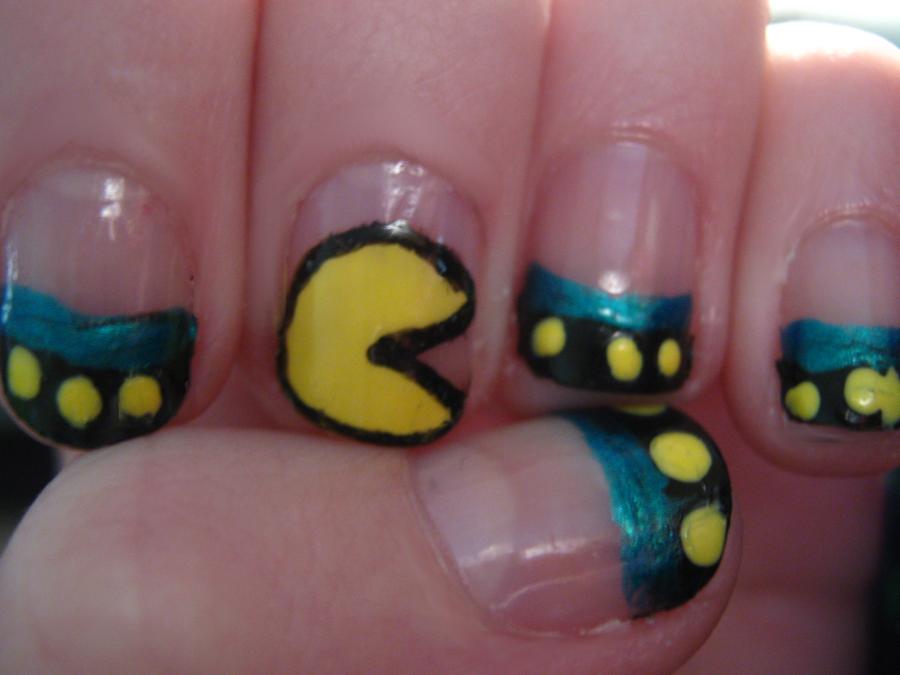 Pacman by ChloeCat3