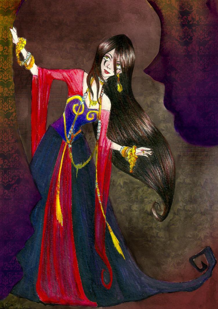 Enchantress - for Gppr by LaraInPink