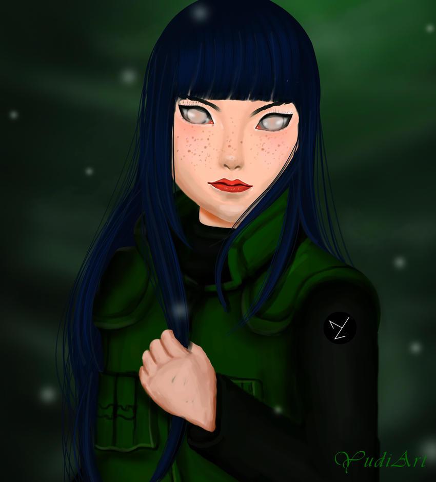 Hinata Hyuga by Yudipc123