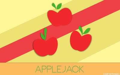 Applejack Wallpaper by CoolRainbow20