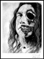 Tom Araya by enigmatic-freak