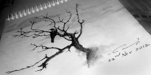 Raven by enigmatic-freak