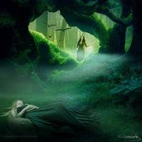 Eternal Sleep by debNise
