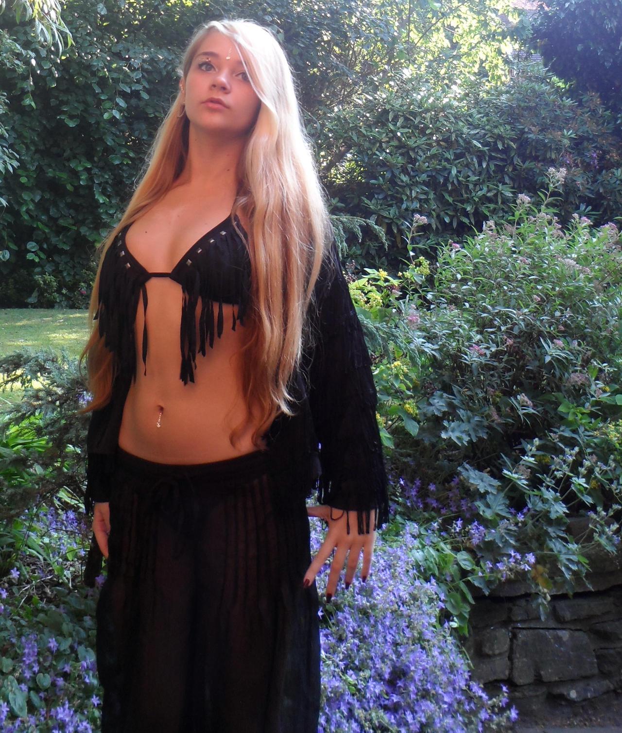 STOCK_46.9_Belly Dancer - Bikini by Bellastanyer-STOCK