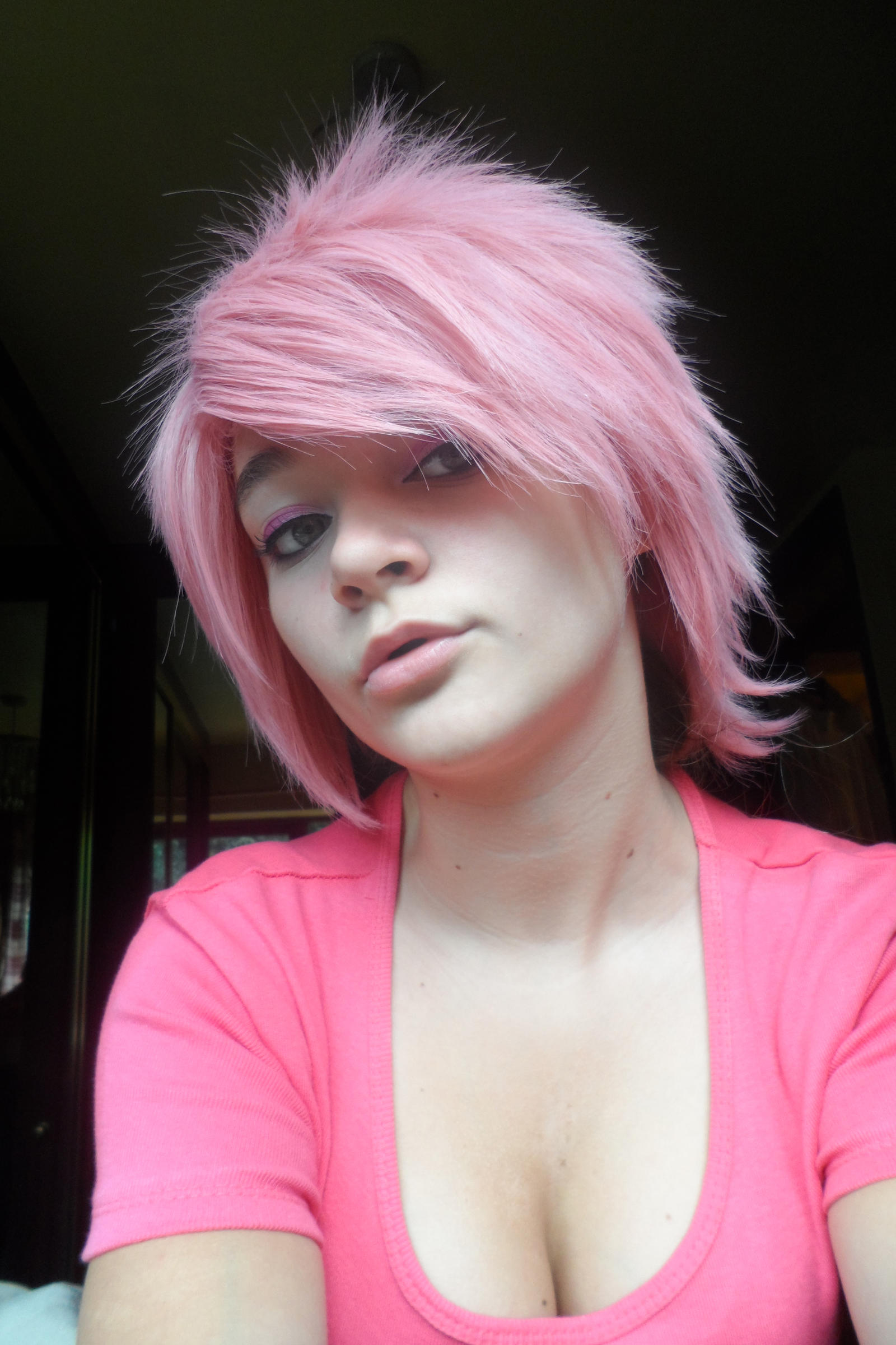 STOCK_49.1_Pink Punk by Bellastanyer-STOCK