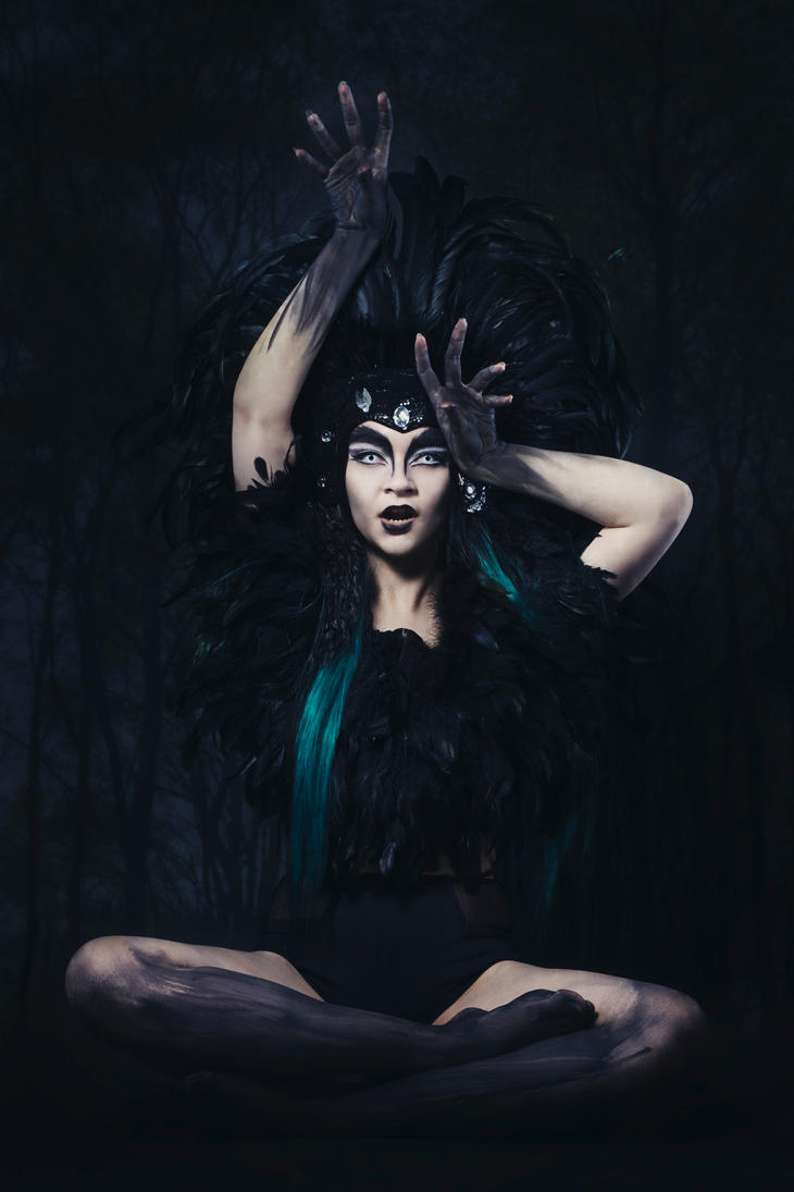 STOCK_RavenQueen.1 by Bellastanyer-STOCK