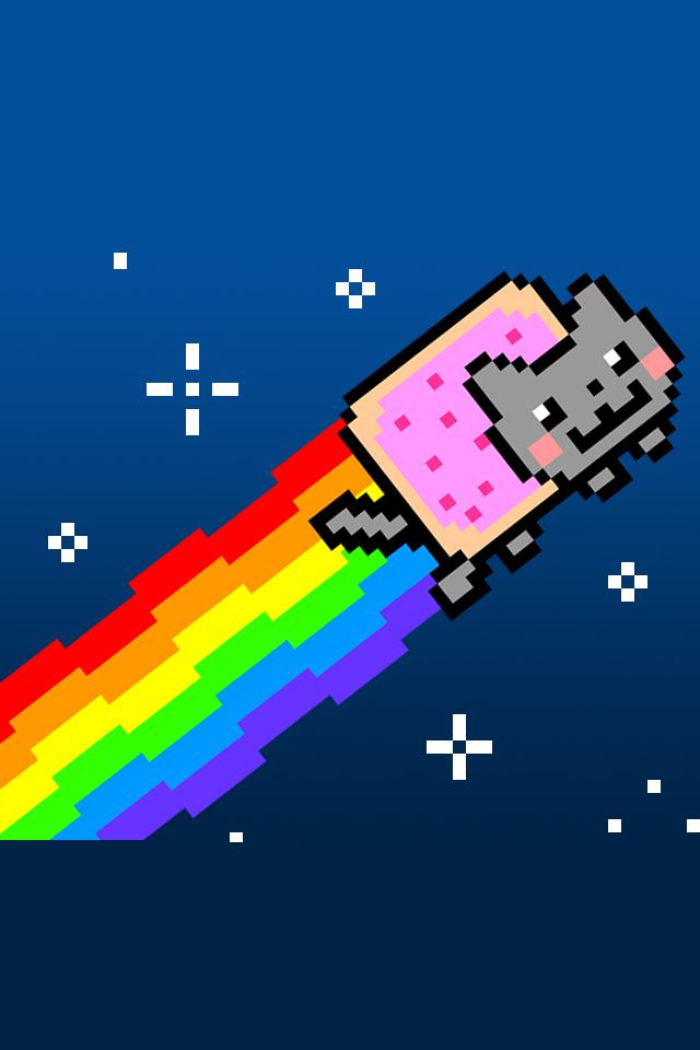 Nyan Cat Touch Bar