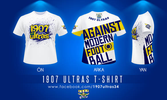 1907 ULTRAS T-SHIRT