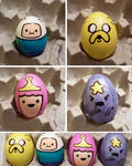 Adventure Time Easter Eggs