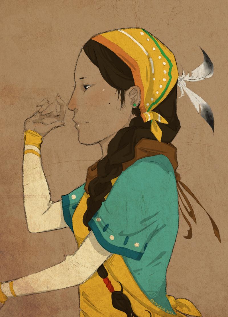 Tempasa by aberiddia