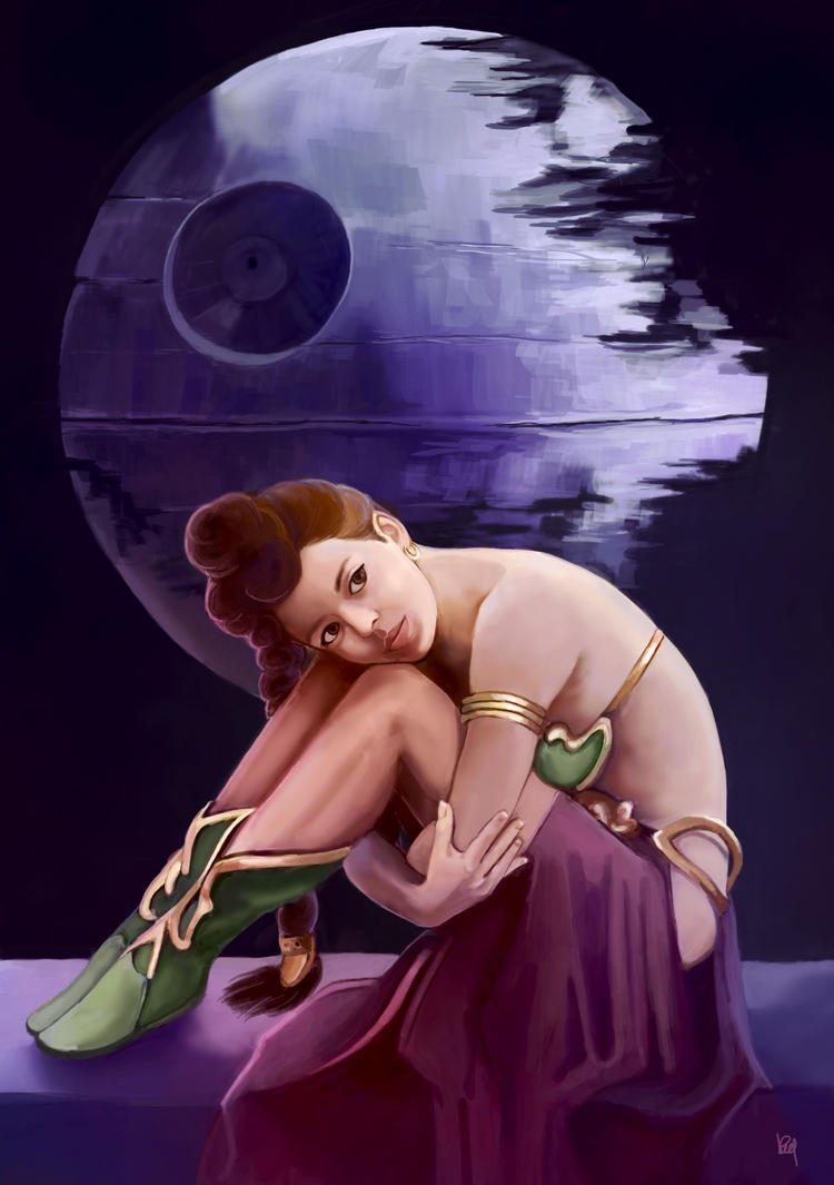 Princes Leia by VayLoe