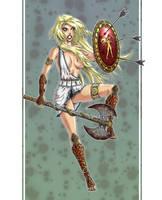 Amazon Warrior - 2008 by al-dy