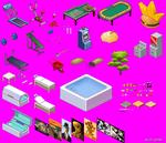 Isometrics Objects