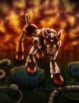 Megaman Tribute - Rush On Fire