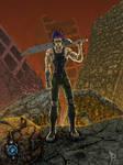 Swordman of the Apocalypse - 2011