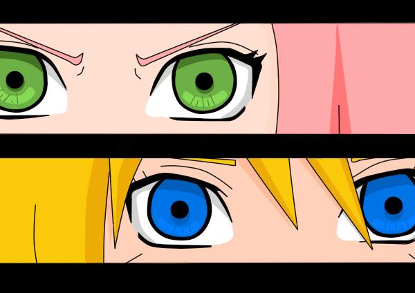 Sakura vs FemNaru by Namikaze99