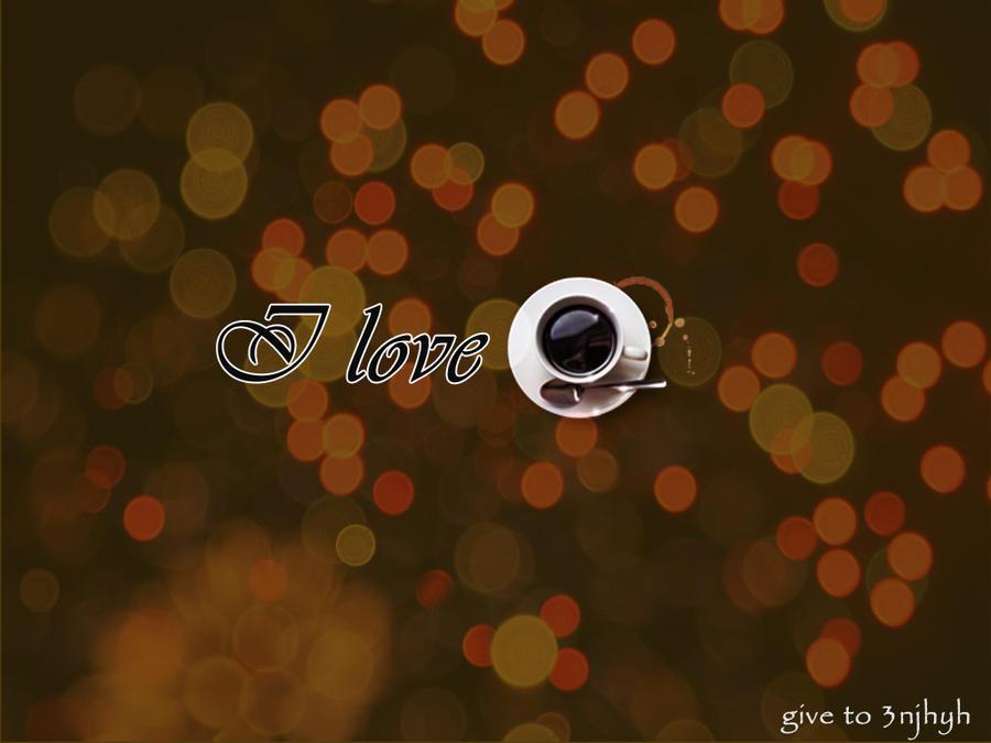 i love coffee by 3ameeduae