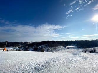 Ski resort 20km from Kyiv