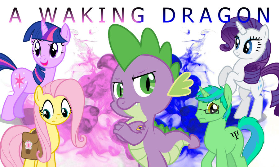 A Waking Dragon cover image