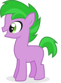 Spike the Pony