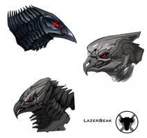 Laserbeak concepts