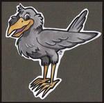 Raven - request art