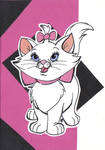 Birthday card - aristocats