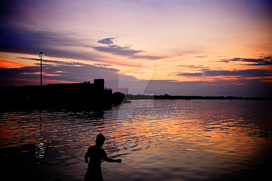Sunset on Pier 4th