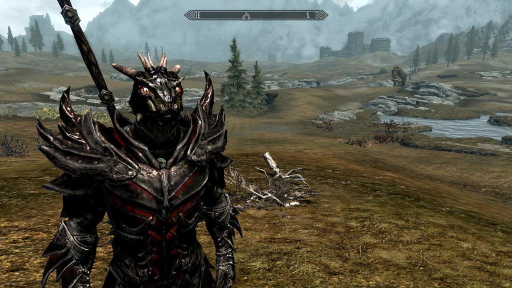 Daedric Armor Daedric Armor Skyrim D...