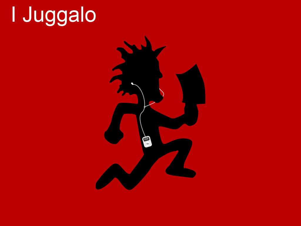 i juggalo by blackwidowkreations on deviantart
