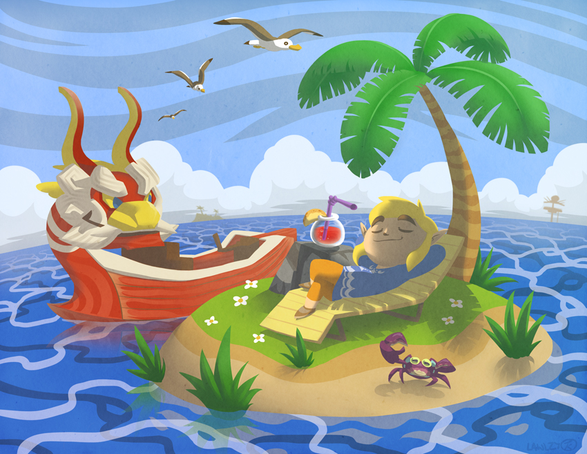 Ocean Oasis by Versiris