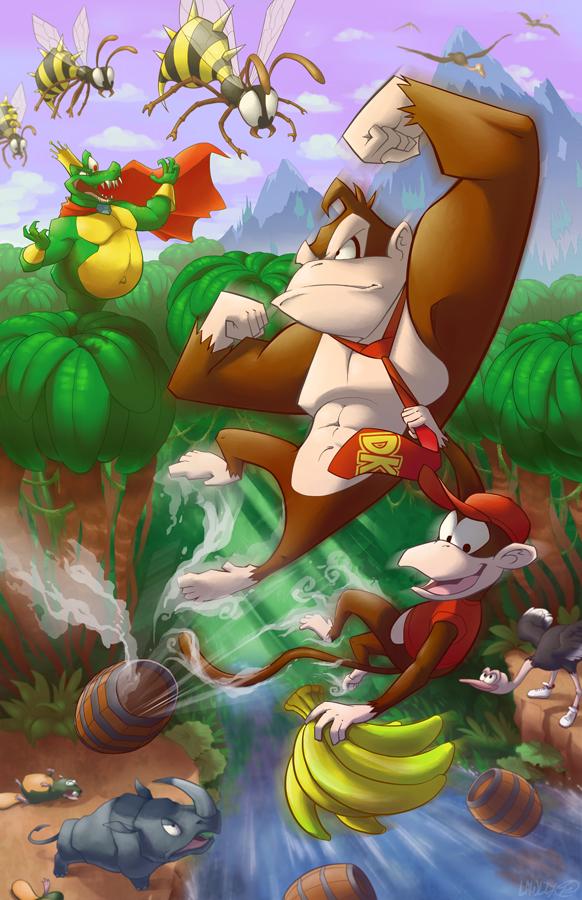 Jungle Hijinx by Versiris