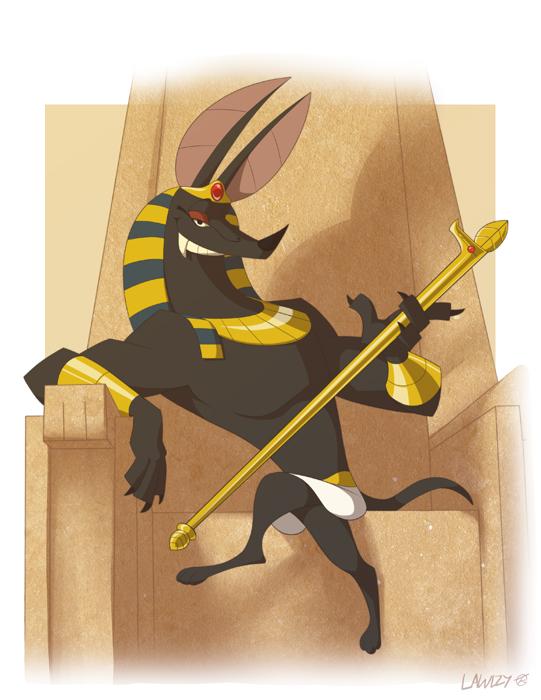 Pharaoh Ananu by Versiris