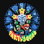 PARTY SQUAD [T-Shirt]