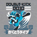 Double-Kick Dojo [T-Shirt]