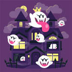 Ghost House [T-Shirt]