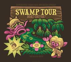 Swamp Tour [T-Shirt] by Versiris