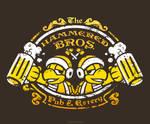 Hammered Bros. [T-shirt]