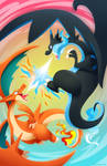 MEGA CHARIZARD SKY BATTLE