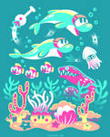 CheepCheep Reef [T-Shirt]