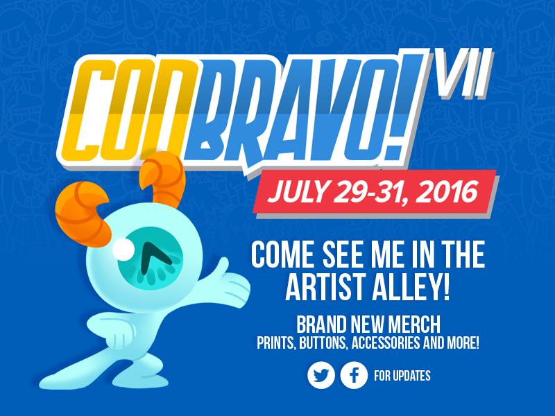 Conbravo2016-ad by Versiris