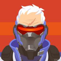OW - Soldier:76 by Versiris