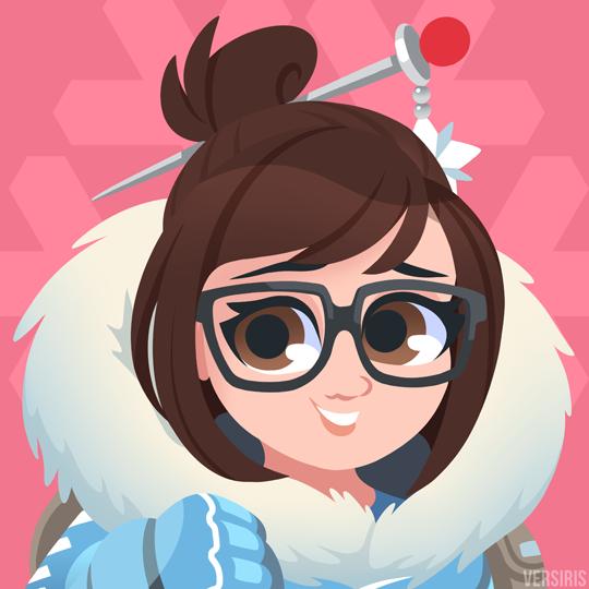 OW - Mei