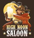 High Noon Saloon [T-Shirt]