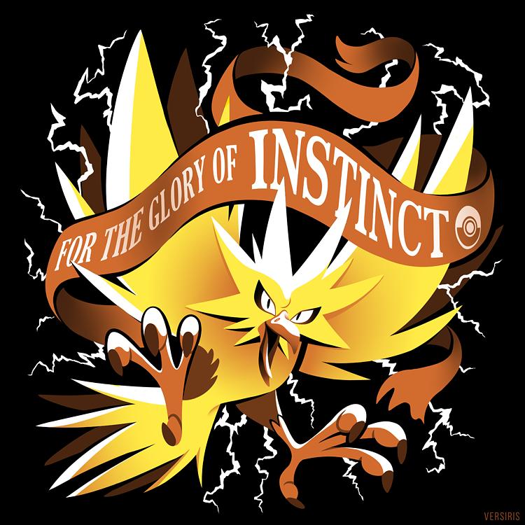 Glory of Instinct by Versiris