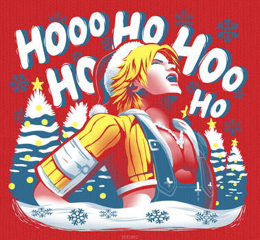 Jolly Tidings (Sweater) by Versiris