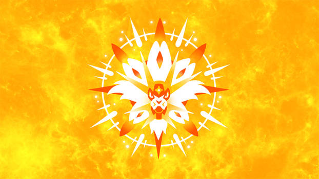 Radiant Sun (Wallpaper version)